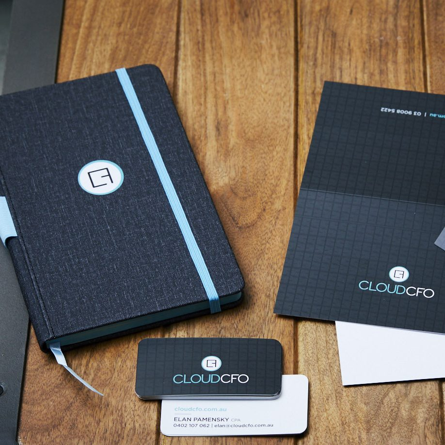 Branded Promo Items - Cloud CFO